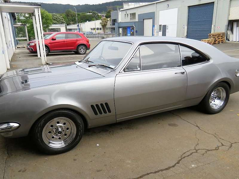1970 GTS Monaro
