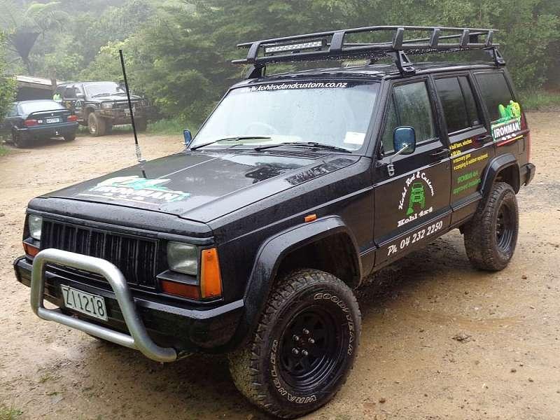 1996 XJ Jeep